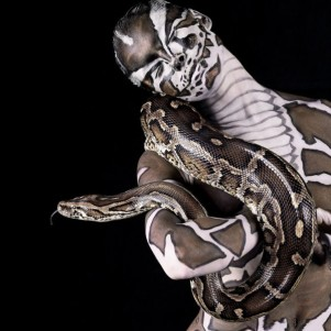Bizarre Bodypainting Art and Awesome Photography