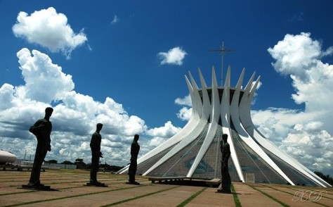 Brazilian Catholic Cathedral