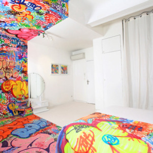 Graffiti Lovers Here is a Room For You…
