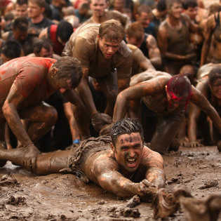 Tough Mudder, A Grueling Marathon in Australia