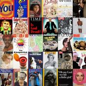 Worlds Best Magazine Covers, The Photos that Provoked the World.