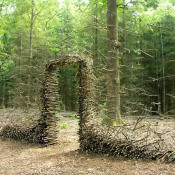 Amazing Land-Art by Cornelia Konrads