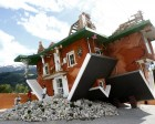 The House Was Upside Down – A New Attraction of Tyrol