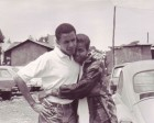 Michelle Obama releases pictures of Barack and family