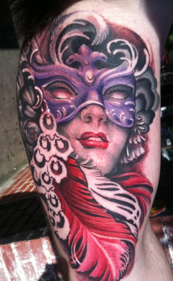 30 Best Tattoos of the Week – June 05th to June 11th, 2012