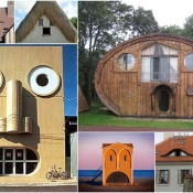 23 Buildings With Funny Faces