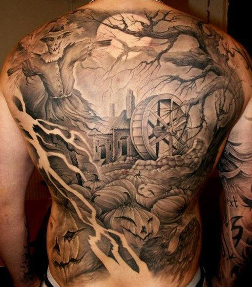 20 Best Tattoos of the Week – Jan 22th to Jan 28th, 2013 (16)