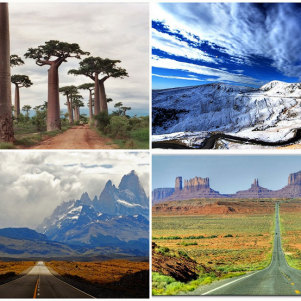 20 Most Beautiful Roads Around The World…
