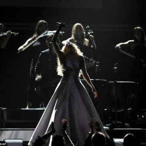 Pictures From Grammys 2013