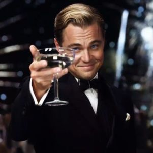Leonardo DiCaprio – 'The Great Gatsby' Looks Really Great