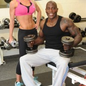 Mr. and Mrs. Muscle a Strong and Romantic Couple