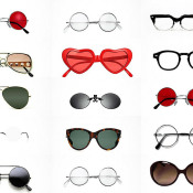 Glasses a Symbol of Well-known Personalities