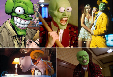 "10 Facts For The Fans of Movie ""The Mask"""
