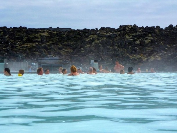 A Man Made Amazing Blue Lagoon Spa - Iceland (9)
