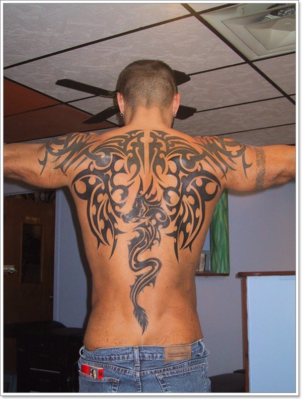 Gentlemen This Time Your Phoenix Tattoo Designs.. (23)