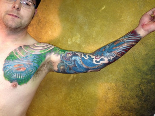 20 Best Tattoos of the Week – Aug 14th to Aug 20th, 2013 (19)