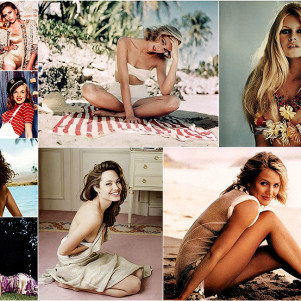 Sexiest Actresses in Our History