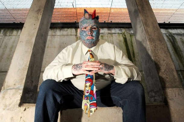 Check Out Most Tattooed Man in Britain - Odd (2)