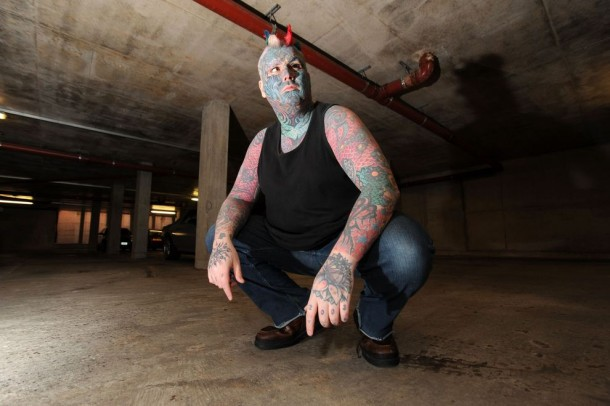 Check Out Most Tattooed Man in Britain - Odd (3)