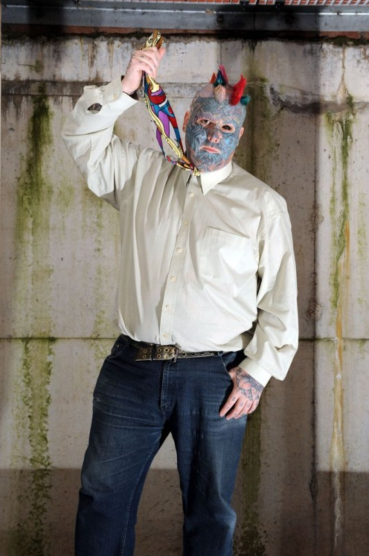Check Out Most Tattooed Man in Britain - Odd (5)