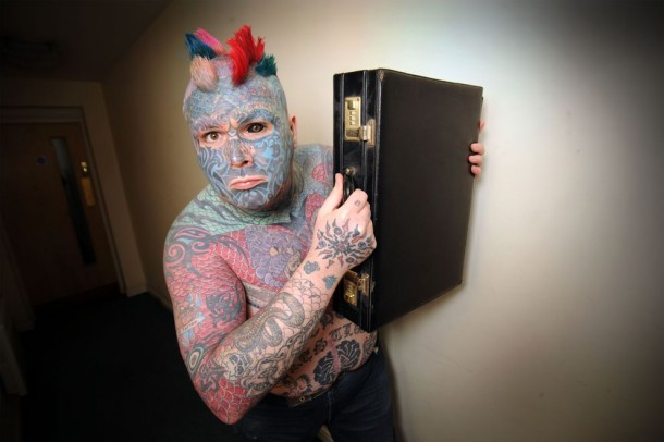 Check Out Most Tattooed Man in Britain - Odd (6)
