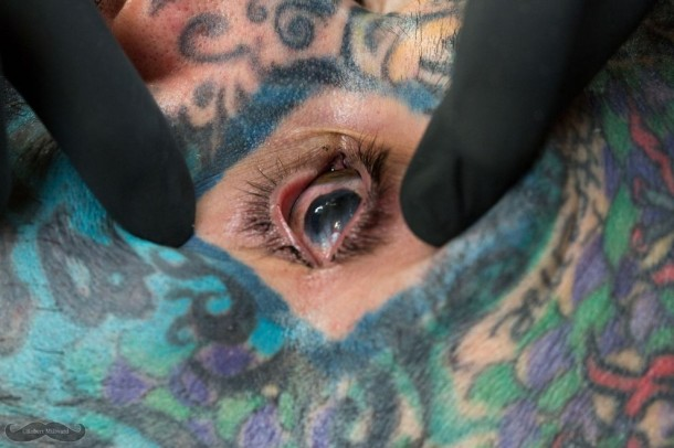Check Out Most Tattooed Man in Britain - Odd (8)