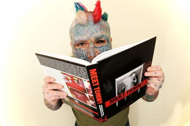 Check Out Most Tattooed Man in Britain - Odd (10)