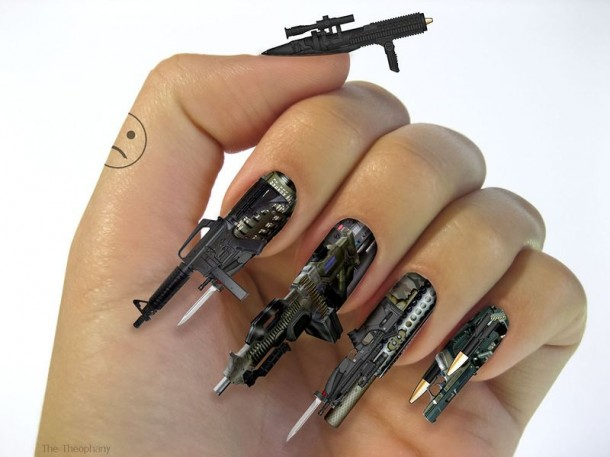 Amazing Art Of Nail Designs Can Show Your Imagination