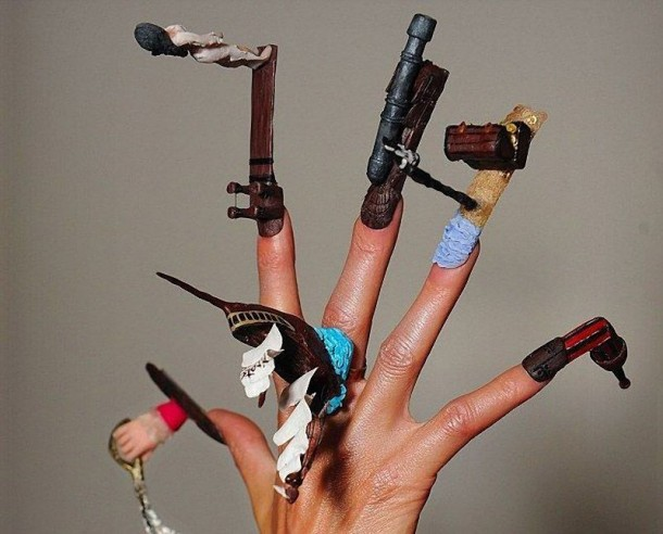 Amazing Nail Designs Can Show Your Imagination (6)