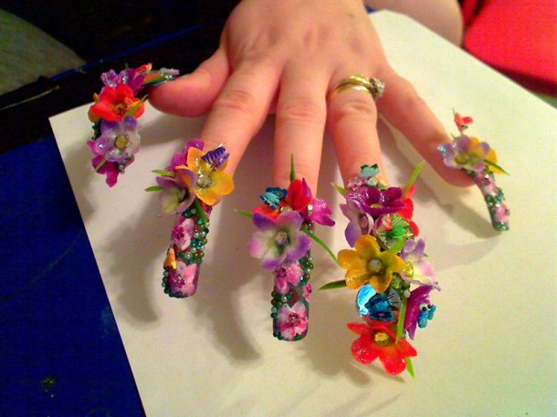 Amazing Nail Designs Can Show Your Imagination (7)