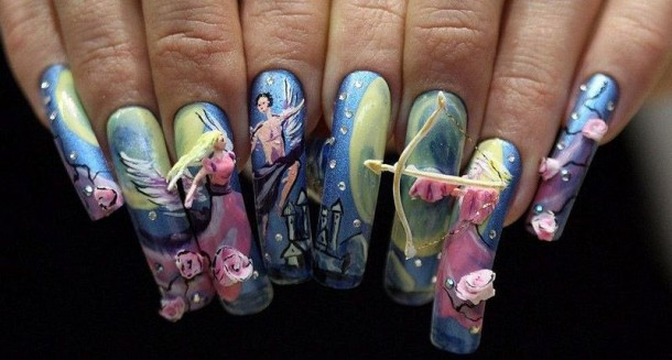 Amazing Nail Designs Can Show Your Imagination (12)