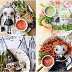 Food Art Masterpieces By a Mom
