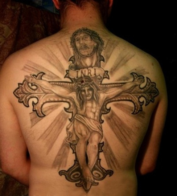 Cross Tattoo Ideas For Boys And Girls (10)