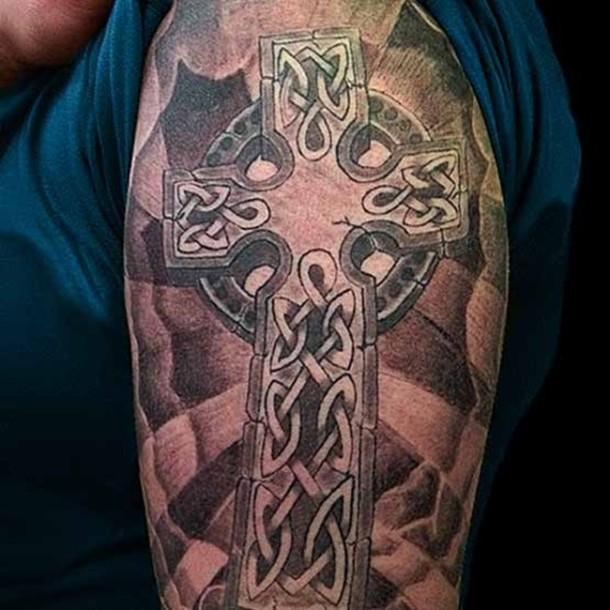 Cross Tattoo Ideas For Boys And Girls (19)