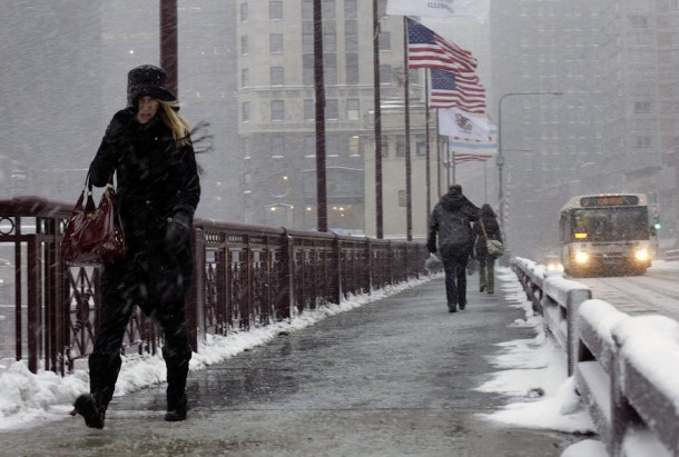 The United States Will Freeze to Minus 62 C. - NEW YORK (19)