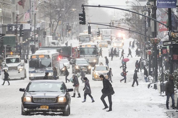 The United States Will Freeze to Minus 62 C. - NEW YORK (20)