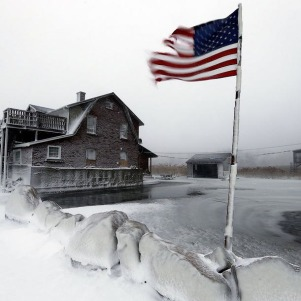 The United States Will Freeze to Minus 62 C.