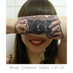 Some Creative But Really Different Tattoos…..