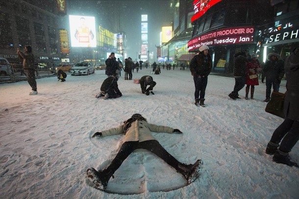 The United States Will Freeze to Minus 62 C. - NEW YORK (5)