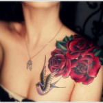 Rose TATTOO Designs For Men And Woman