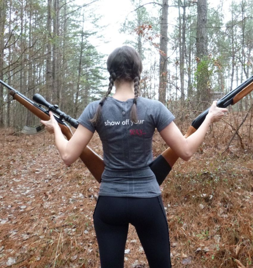 Girls With Guns - Good Combination (21)