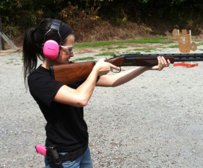 Girls With Guns - Good Combination (14)