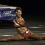 Woman With No Arms, Beat The American Bodybuilding