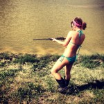 Girls With Guns – Beautiful Combination