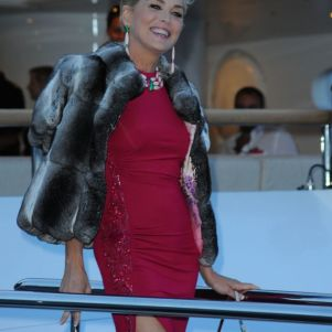 Ageless Sharon Stone Hit Cannes