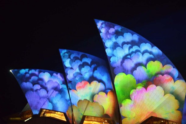 Have a Look At Light Festival in Sydney (1)