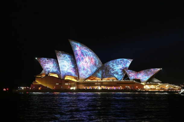 Have a Look At Light Festival in Sydney (10)
