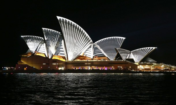 Have a Look At Light Festival in Sydney (11)