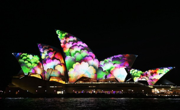 Have a Look At Light Festival in Sydney (12)