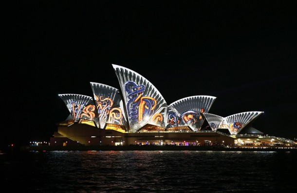 Have a Look At Light Festival in Sydney (15)